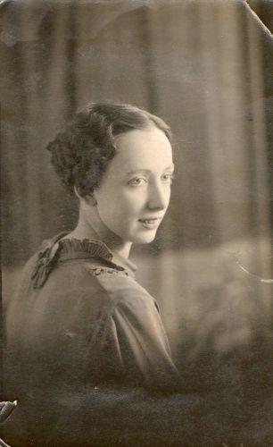 A photo of Irene  Doig