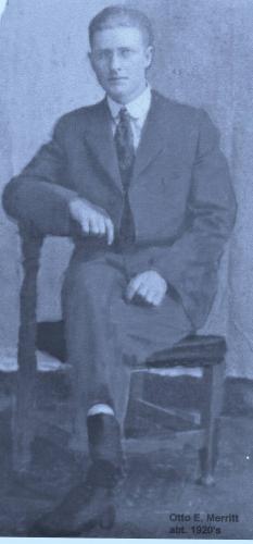Otto Merritt