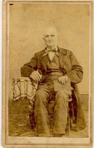 Isaac Meredith