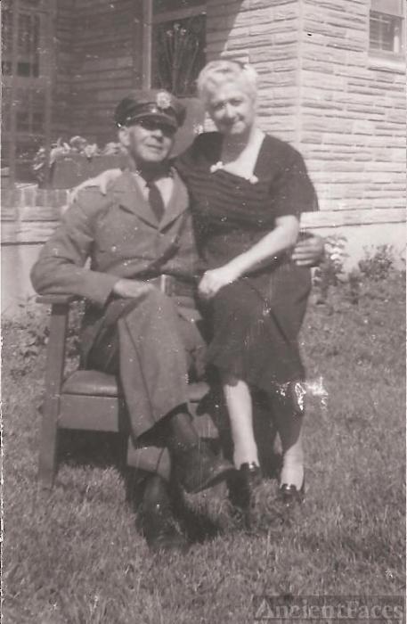 William and Lucy Parrish