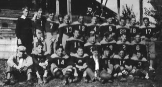 Charles Yarnall & West Fairview Maroons