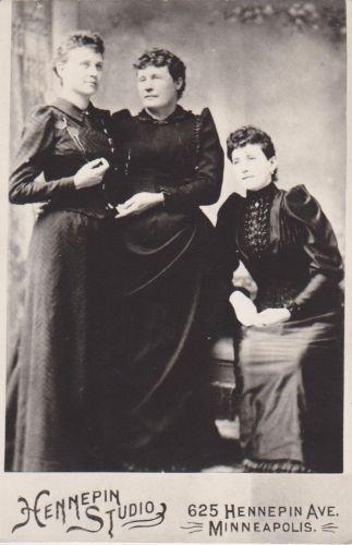 Reynolds and Starrett family