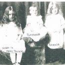 William & Verena Houston family, Missouri 1912