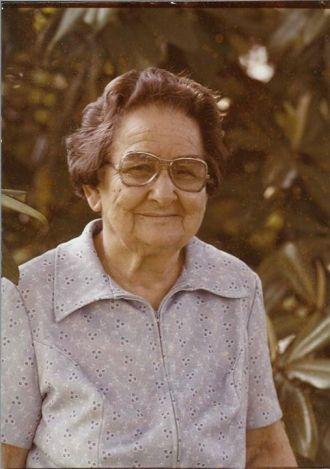 A photo of Vivian (Goodson) Woodward