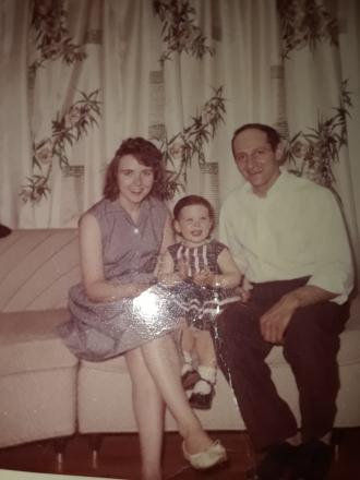 Gino J Quatraro Family (mom, me, dad)