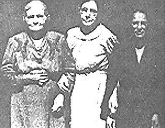A photo of Lucy M. Ferguson Thompson