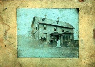 Emery Home in Decorah Iowa