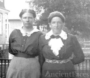 Danish women - unknown