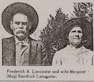 Fred and Margaret (Kendrick) Lancaster