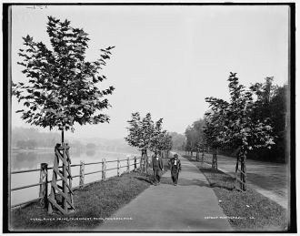 River Drive, Fairmount Park, Philadelphia