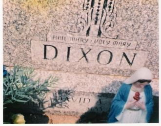 Spec David Allen Dixon gravesite