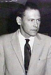 A photo of Gray Barker