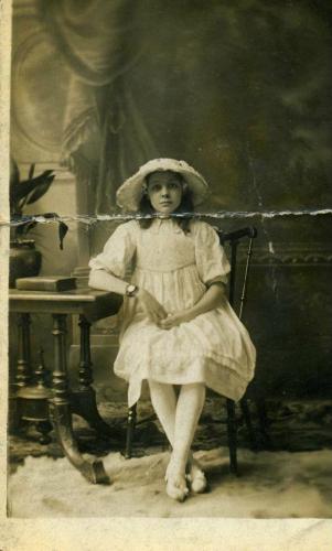 Nora (Leveson) Blumberg