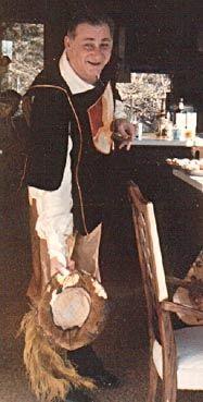 Frank Kroetch Thanksgiving 1981