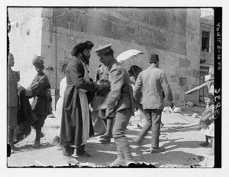 Riot. April 8, 1920.
