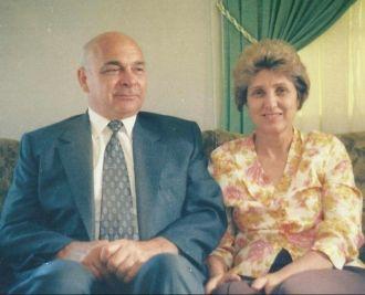 Velma & Merland Hutchinson