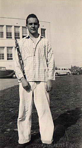 Ed Collver, musician