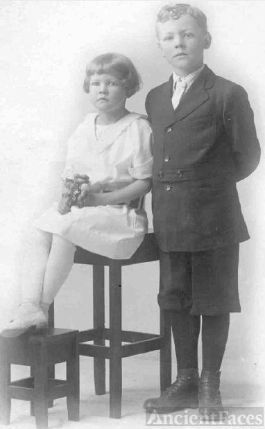 Pauline and Albert Frahm, Nebraska