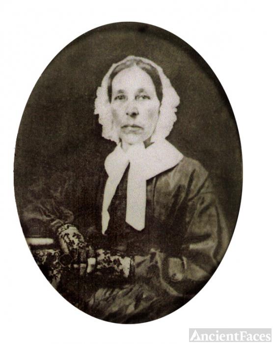 Mary Ann Bradburn, mid-age