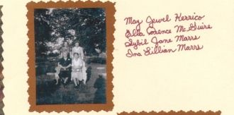 Sybil Jane Marrs