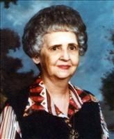 A photo of Stella Mayfield