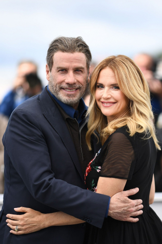 Kelly Preston Travolta