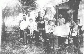 James Monroe Mizer & Lowerys