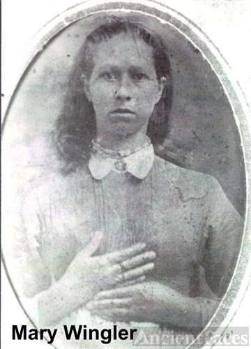 Mary (Wingler) Shepherd