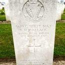 R H Wallace Gravesite