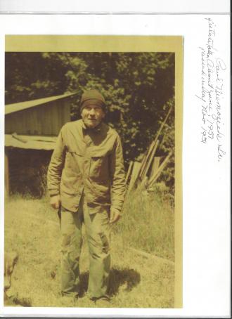 Paul Niemcziek Sr.