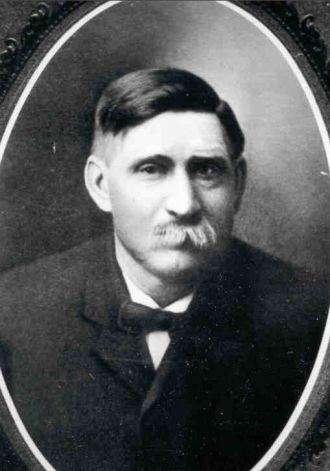 A photo of William Don Carlos Markham
