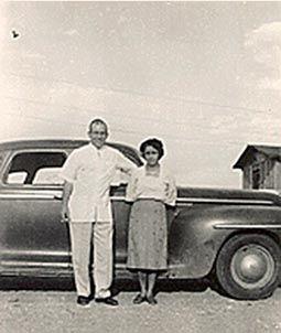 Jack B Downing & Victoria Estrada -  NewKirk, NM