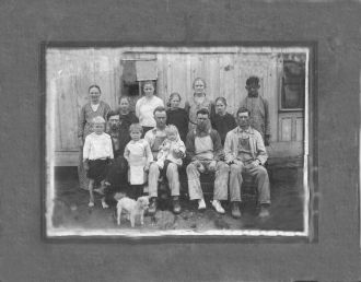 "Robert ""Bob"" Hawkins Family"