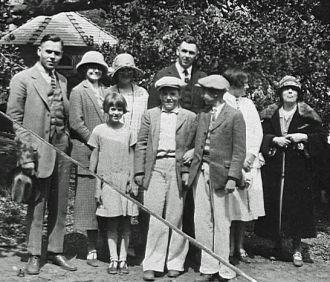 Benning Family Reunion 1925