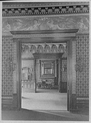 John D. Rockefeller, Sr., residence at 4 W. 54th St., New...