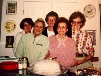 Martha, Mattie & Shirley King