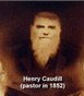 Henry Caudill