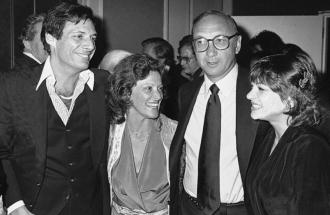 Ron Leibman. Linda lavin. Neil Simon and wife.