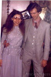 My  brother Richard& Julie
