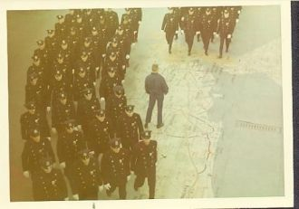 NYPD On Parade, New York 1969