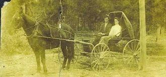 George Townsend & Ethel Gornto