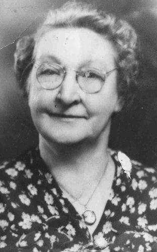 Eugenia Maude Acton (Hazen)