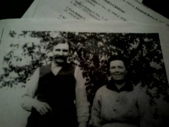 A photo of Prissilla Eligabeth Berry