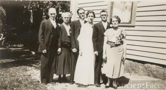 J. Charles Bernard, Marie Lemiuex, Arthur Bernard, Anita Polin