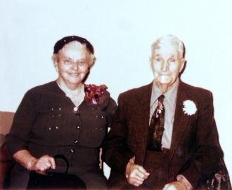 Jennie and John Thomas Morgan
