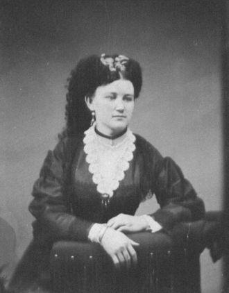 Emma Bell (McPherson) Purviance