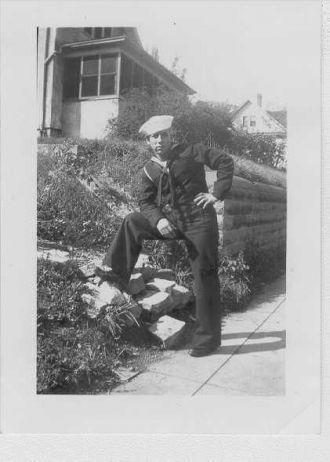 Robert W. English, Navy