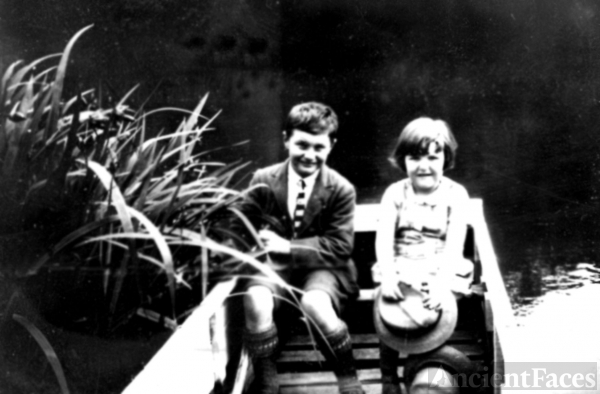 Robert Staveley Aitchison and Nerina Jessie Aitchison