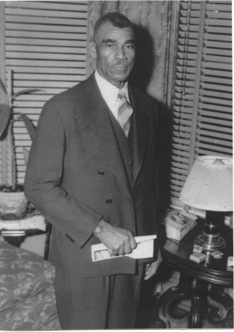 Daniel Clayborn Gillette, 1940