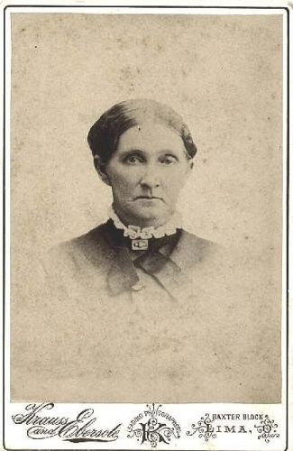 Eliza Jane (Williams) Burk